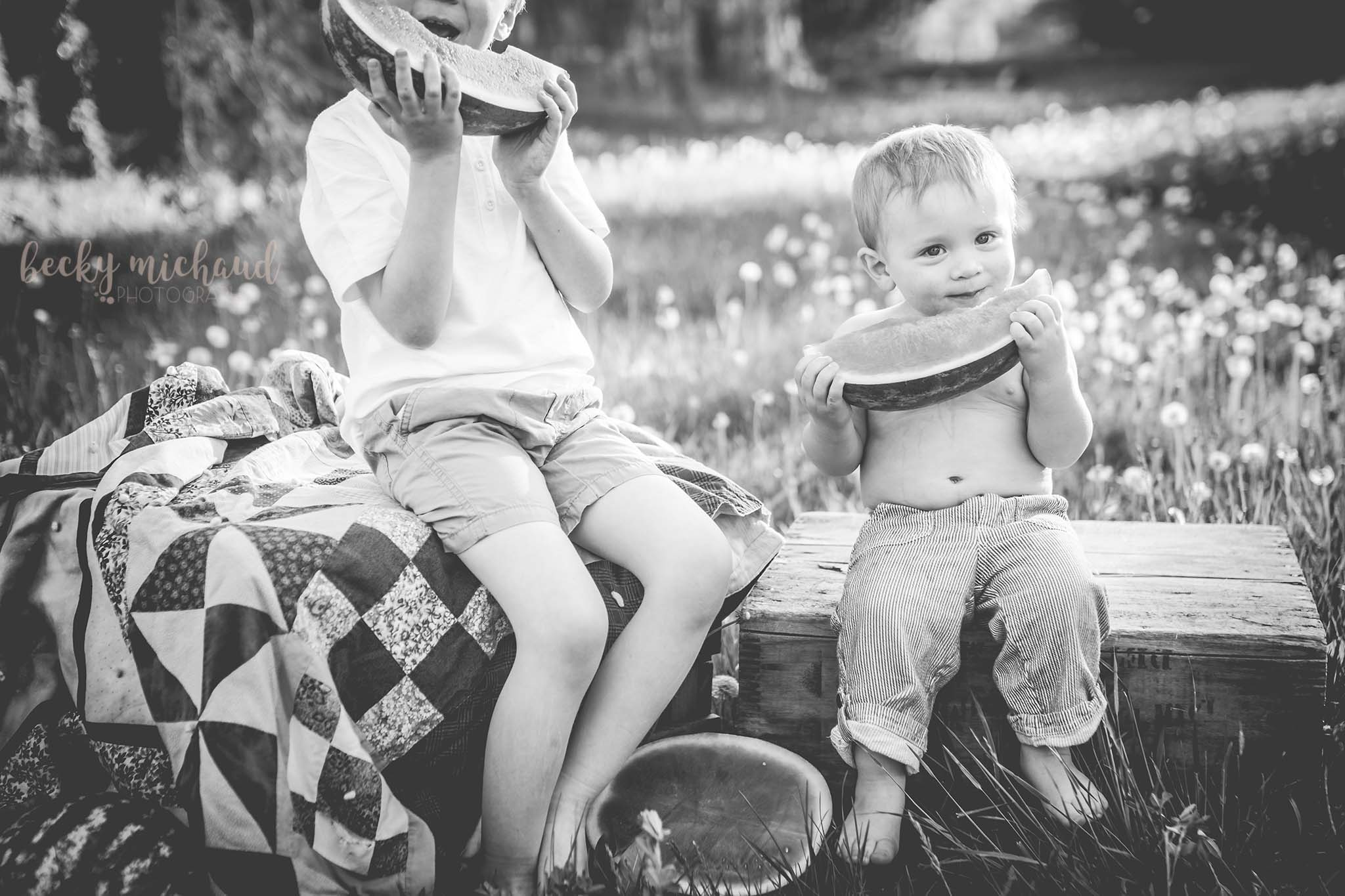 Becky Michaud Photography - Fort Collins - Child Photographer