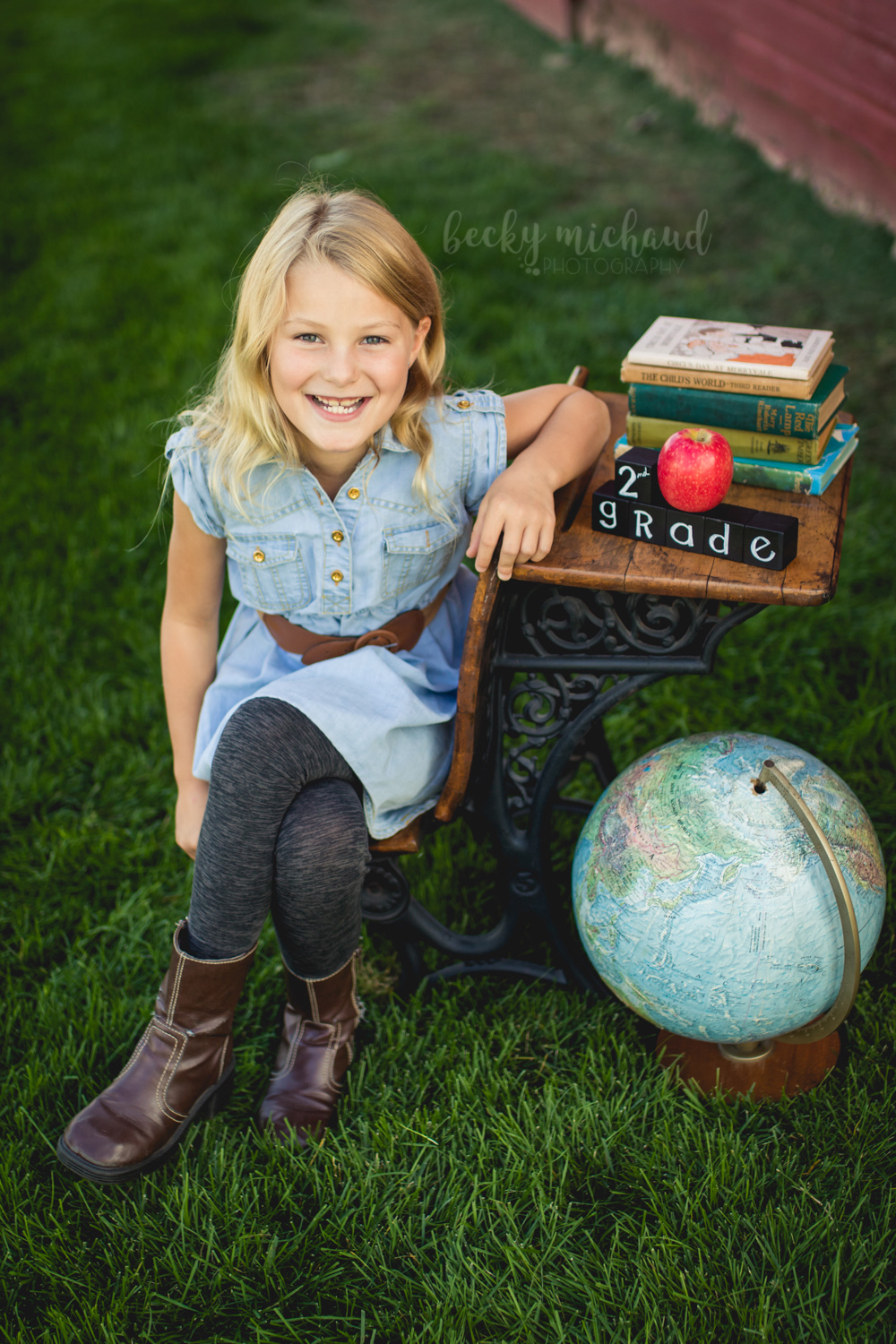 Becky Michaud Photography - Fort Collins - Back to School Mini Sessions